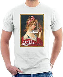 Pepsi Cola Lady The American Drink Men's T-Shirt