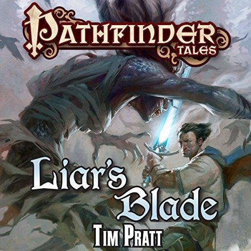 Liar's Blade audiobook cover art