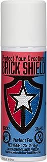 BrickShield Plastic Brick Glue Spray - Temporary Glue for Bricks, Blocks, and More. Non-Toxic! Made in USA!