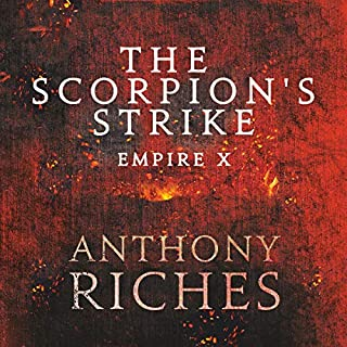 The Scorpion's Strike cover art