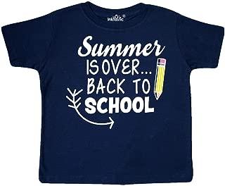 inktastic Bookworm Ready for Kindergarten Toddler T-Shirt