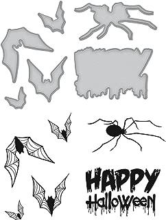 Spellbinders Happy Halloween by Stephanie Low Stamp & Die Set