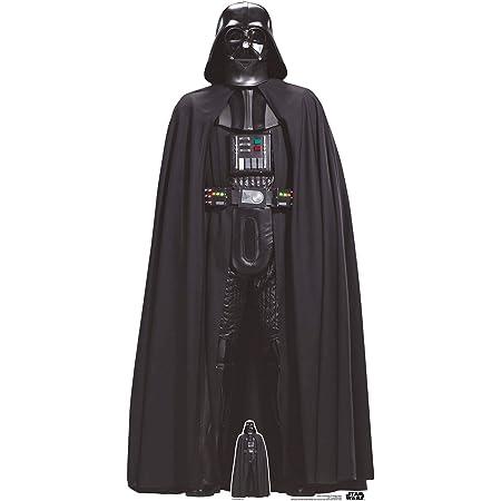 Cortador de cartón con diseño de Darth Vader Sith Lord, Multicolor