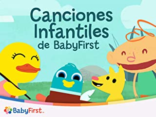 Nursery Ryhmes for Babies - Spanish Audio