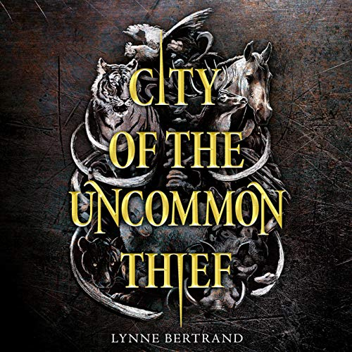 City of the Uncommon Thief cover art
