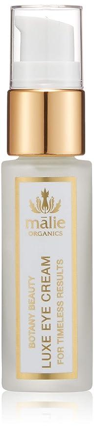 放映機動発言するMalie Organics(マリエオーガニクス) ボタニービューティー ラックスアイクリーム 15ml