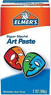 Elmer's Art Paste, Paper Maché, 2 Ounces (99000)