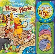 Disney Winnie the Pooh Music Play Storybook