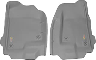 Lund 400602 Catch-All Xtreme Gray Front Floor Mat - Set of 2,Grey