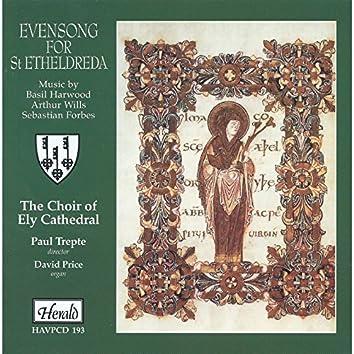 Evensong for St. Etheldreda