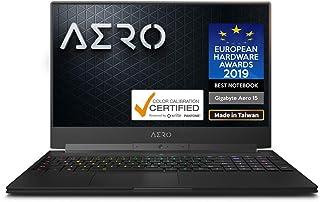 GIGABYTE AERO 15 Classic-WA世界初AIを搭載するゲーミングノートパソコン・All Intel Inside/Microsoft Azure AI/ 15.6インチ/ i7-9750H/Samsung 8G*2/512G...