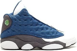 jo theakston Performance Sports Shoes AIR JORDAN 13 RETRO FLINT 2010 RELEASE 414571 401 Blue Men's Basketball Sneakers