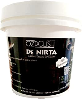 OZPOLISH De Nitra by Aquatic Habitat for use in Garden/Artificial Ponds,Aquaculture and Fishes & Shrimps Farming / Reduce ...