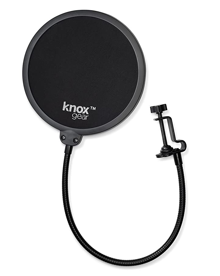 Knox Pop Filter for Yeti Microphone