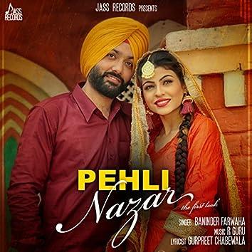Pehli Nazar (The First Look)