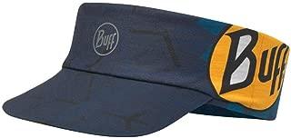 Buff (バフ) パックランバイザー 反射プリント付き HIGH UV 汗をかいても匂わない 吸汗速乾 ポケッタブル 紫外線カット コンパクト収納 PACK RUN VISOR [並行輸入品]
