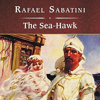The Sea-Hawk audiobook cover art