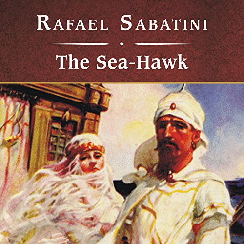 The Sea-Hawk audiobook cover art