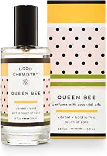 Queen Bee by Good Chemistry Eau de Parfum Womens Perfume - 1.7 fl oz.
