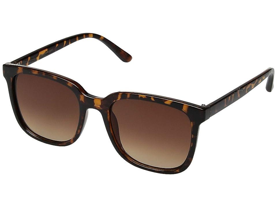 Steve Madden Madden Girl MG895123 (Tortoise) Fashion Sunglasses