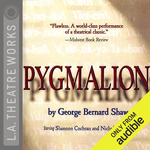 Pygmalion cover art