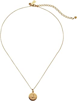 Kate Spade New York Kate Spade Pendants J Pendant Necklace
