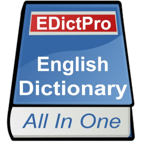 EDictPro: English Dictionary (All in one)