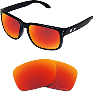 742e4ecd2c Tintart Performance Lenses Compatible with Oakley Holbrook Mix Polarized  Etched