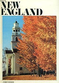 Paperback New England Book