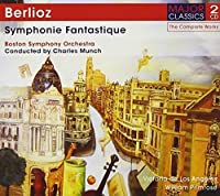 Berlioz: Symphonie Fantastique [Double CD] by Boston Symphony Orchestra