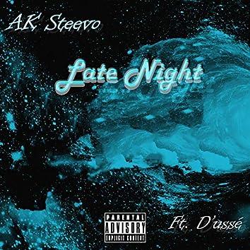 Late Night (feat. D'ussé)