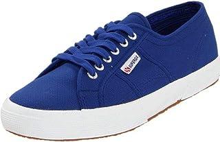 Superga - 2750 Cotu Classic - Baskets - Mixte Adulte - Bleu (Bleue) - 42 EU