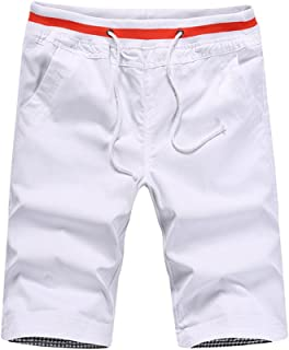 Dumanfs Mens Shorts Swim Trunks Hawaiian Style Quick-Drying Surf Pants for Men and Women