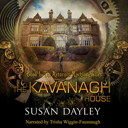 The Kavanagh House audiobook cover art