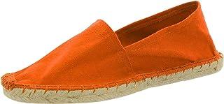 Classic espadrilles shoes.