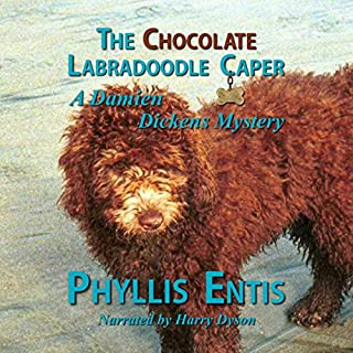 The Chocolate Labradoodle Caper cover art