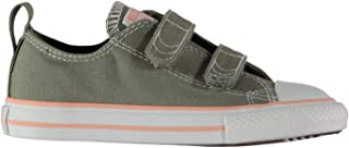 Official Converse 2V Earthy Trainers Boys Shoes Footwear