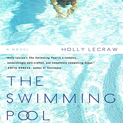 The Swimming Pool audiobook cover art