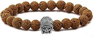 atiq Beaded Bracelet for Men, Mixed, FX-001