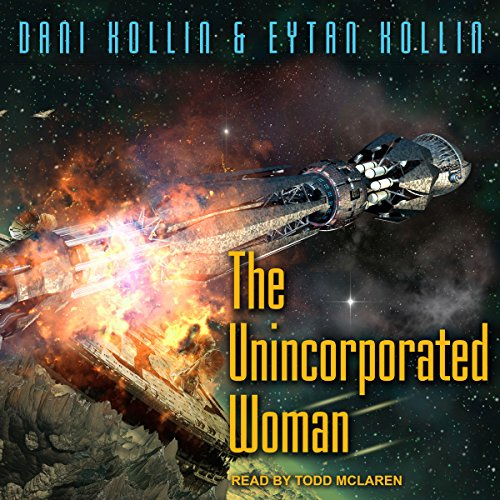 The Unincorporated Woman audiobook cover art