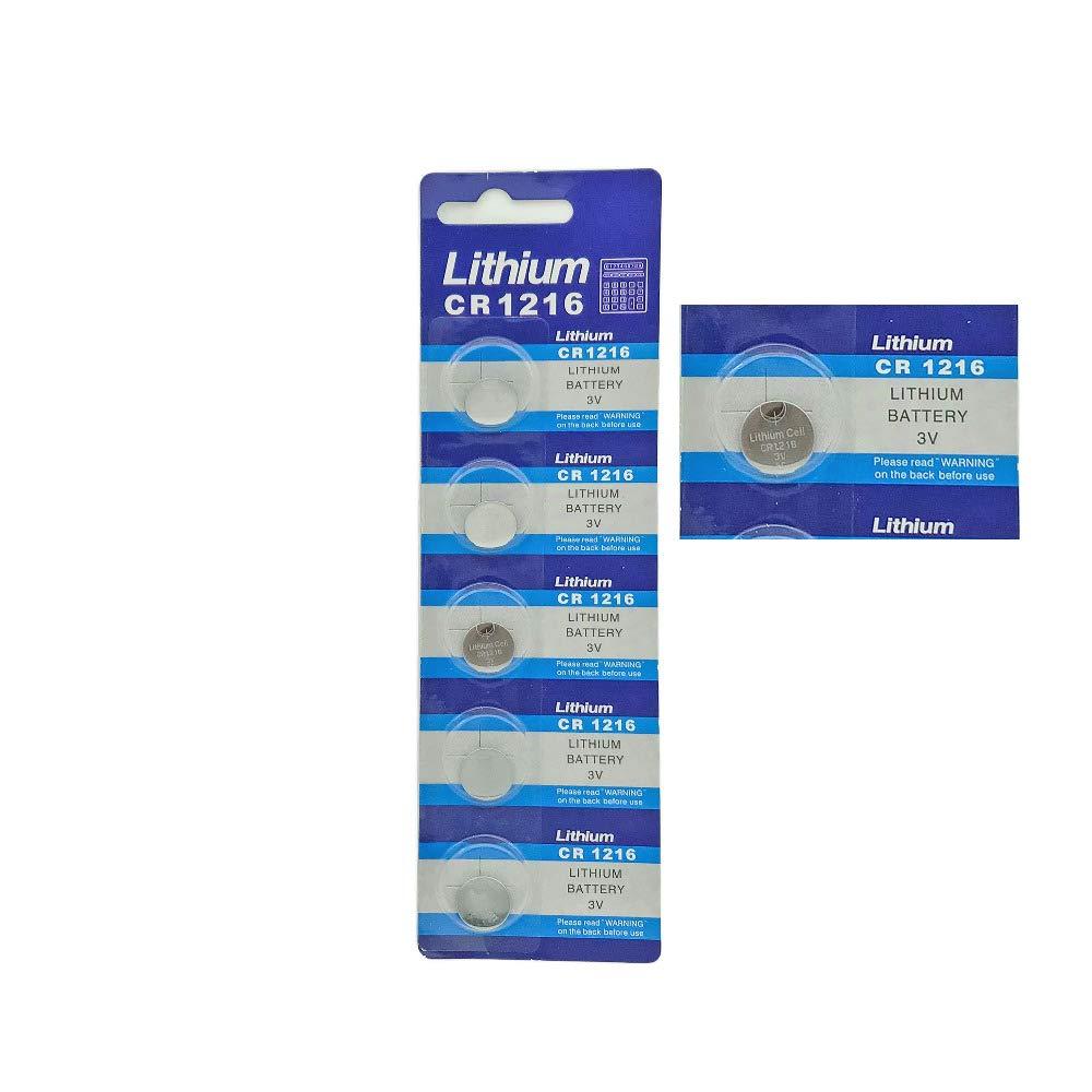 5pcs CR1216 ECR1216 DL1216 Low price Max 54% OFF BR1216 5034LC 1216 LM1216 Lithiu 3.0V