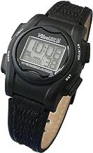 VibraLITE Mini 12-Alarm Vibrating Watch - Black