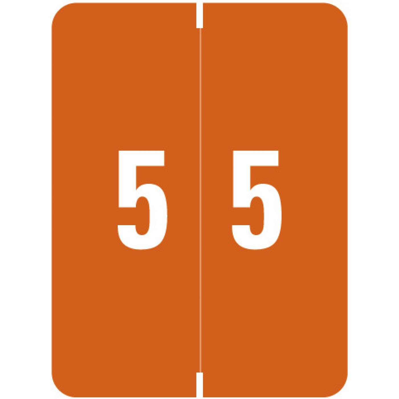 SMEAD COMPATIBLE SMNM-5 Xlcc Color Permanent Code Opening large release Washington Mall sale Label Numeri