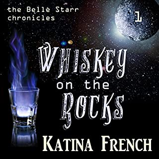 Whiskey on the Rocks audiobook cover art