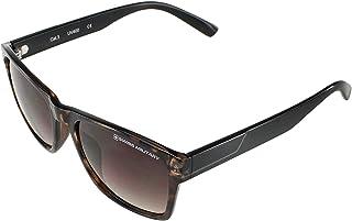 Swiss Military Gradient Wayfarer Men's Sunglasses - (SUM46|54|Brown Color Lens)