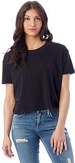 Alternative womens Headliner Cropped Tee T-Shirt