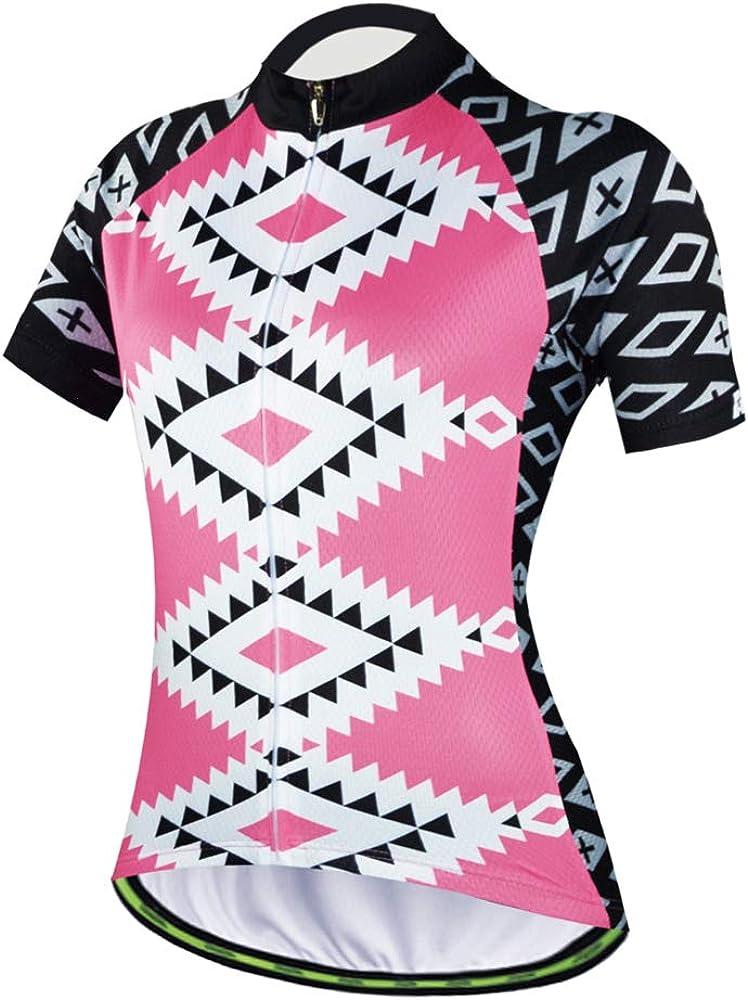 Aogda Cycling Jersey Women Max 85% OFF Biking 25% OFF Bicy Team Bike Shirts Clothing
