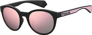Polaroid Unisex 201383 Sunglasses, Color: Blackpink, Size: 52