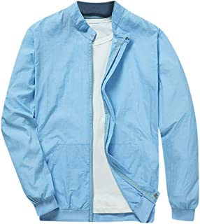 Men Jackets QUINTRA Casual Breathable Outdoor Windbreaker Regular Fit Lightweight Coats Elegant Trench Coat