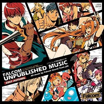 Falcom Unpublished Music 2007 Autumn
